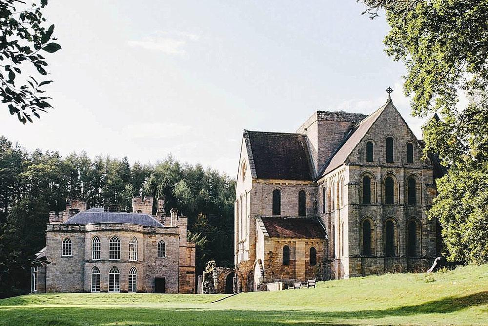 Brinkburn Priory Suppliers